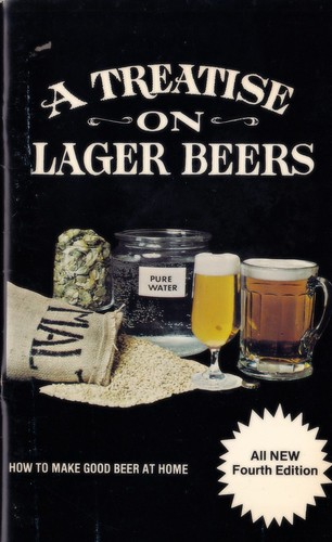 A Treatise on Lager Beers (front)