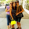 Lunch with Mom & Auntie!
