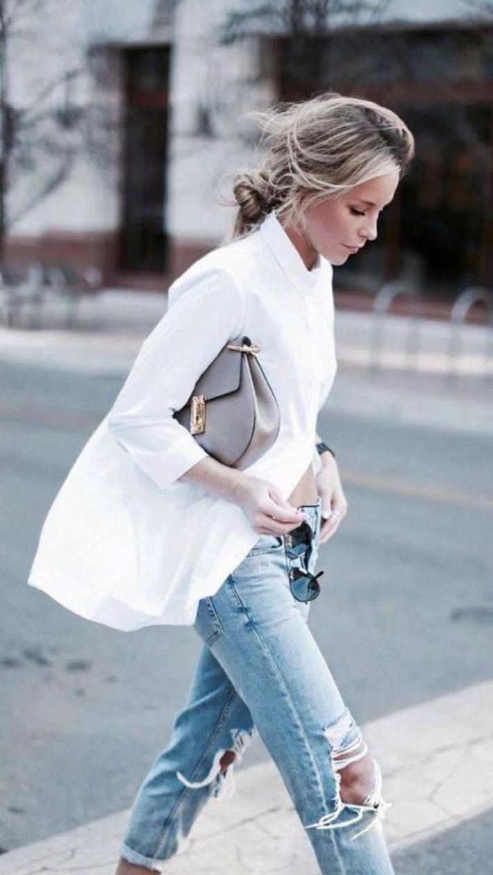 White Shirt Street Style Inspiration01