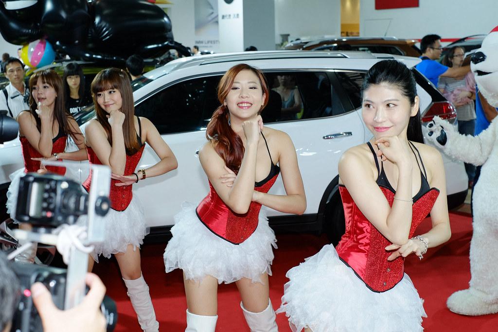2015年中臺中車展