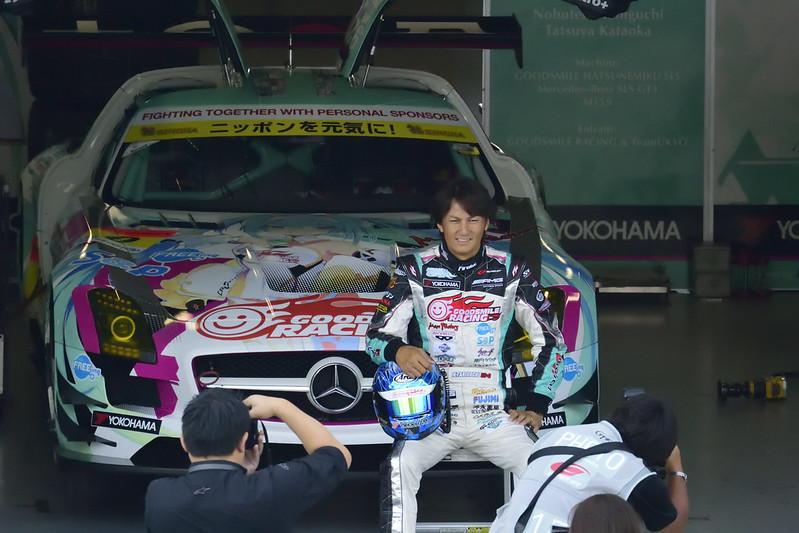 2015スーパーGT Rd.4 富士スピードウェイ