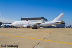 N539BC Kalitta Air   Boeing 747-4B5(BCF)   Memphis International Airport