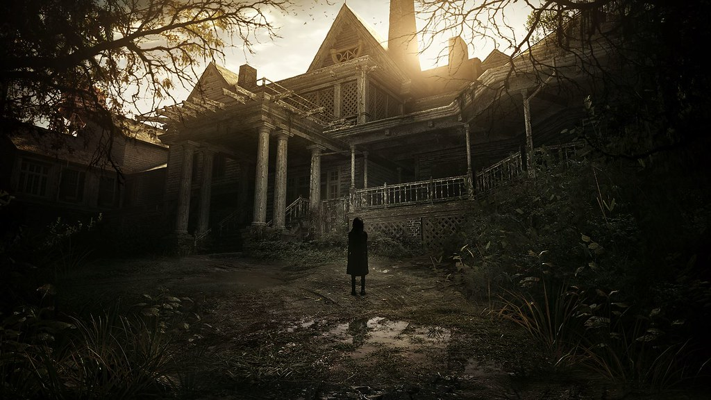 Resident Evil 7 is Terrifying with PSVR