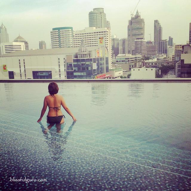Novotel Platinum Bangkok Pool