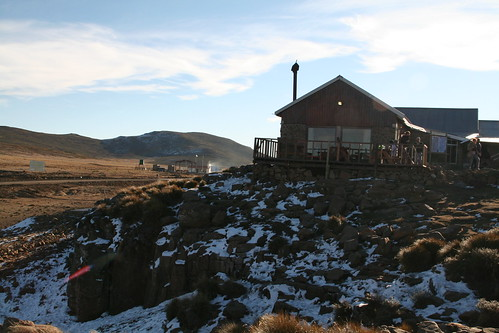 Highest pub and Lesotho border post