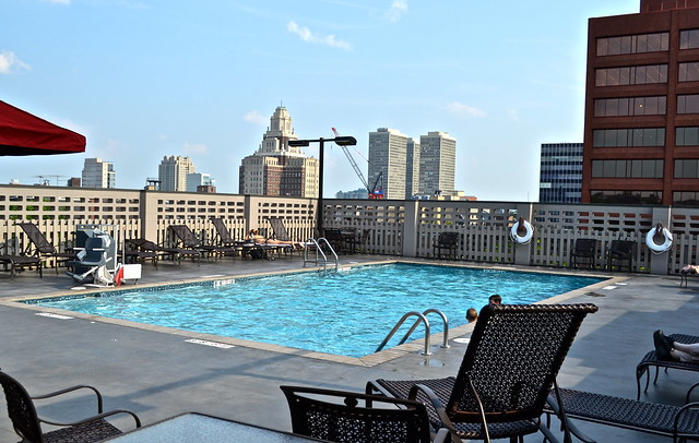 pool -  Wyndham Philadelphia Historic District