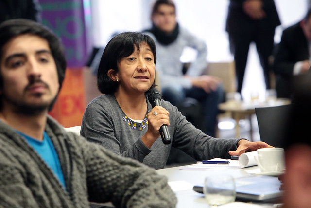"""Charla """"Latinoamérica, Chile y el Debate Global sobre la Gobernanza de Internet"""""""