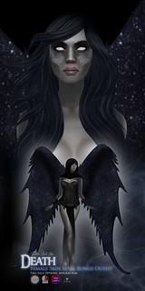 Death +Fallen Gods Inc.+ Feminine