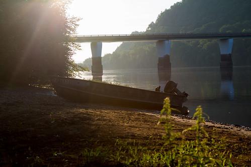 sunrise river boat pennsylvania