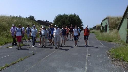 3 juillet 2015 – Visite découverte de l'ex BA 103 de Cambrai-Epinoy