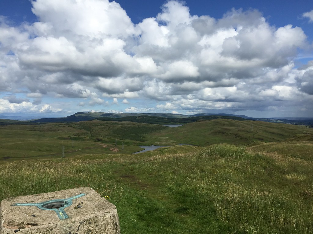 Slacks Trig Point