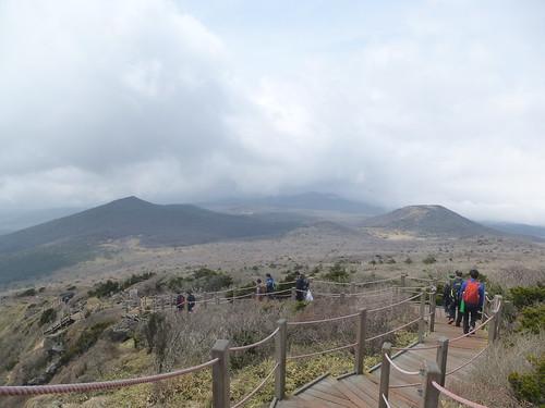 Co-Jejudo-Hallisan-Montée-Yeongsil (13)