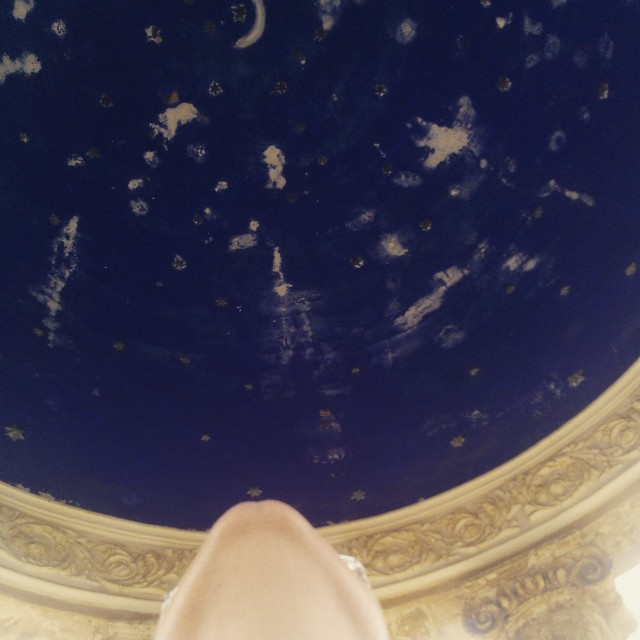 Cupola degli Innamorati - Castello di Donnafugata a Ragusa