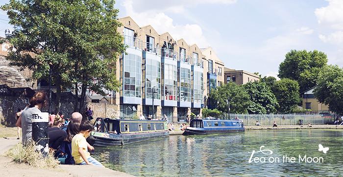 Regent's canal Londres