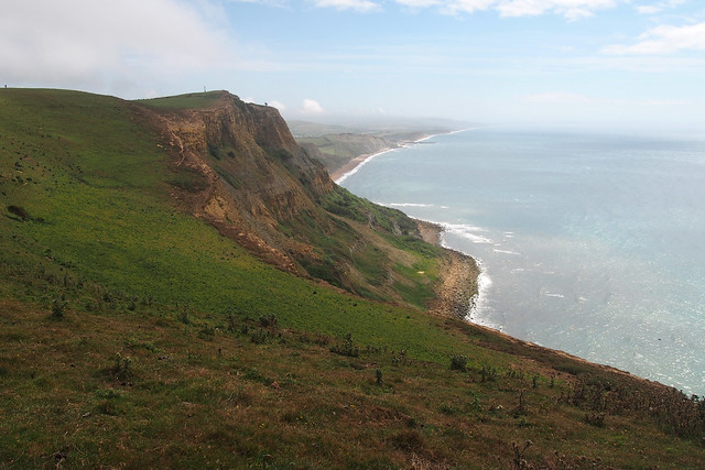 View to Eype near Seatown