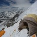 La meva tenda al Camp 2 (6600 m) by ferran_latorre