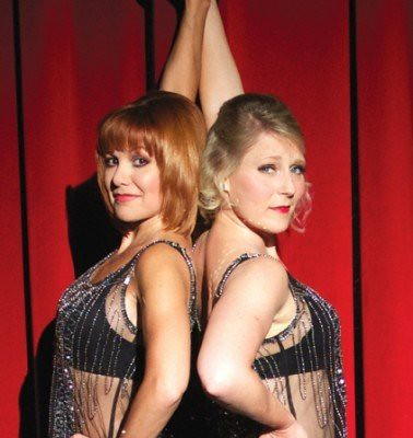 Linnea Fayard Allen, Jennifer Warren in SLT's Chicago