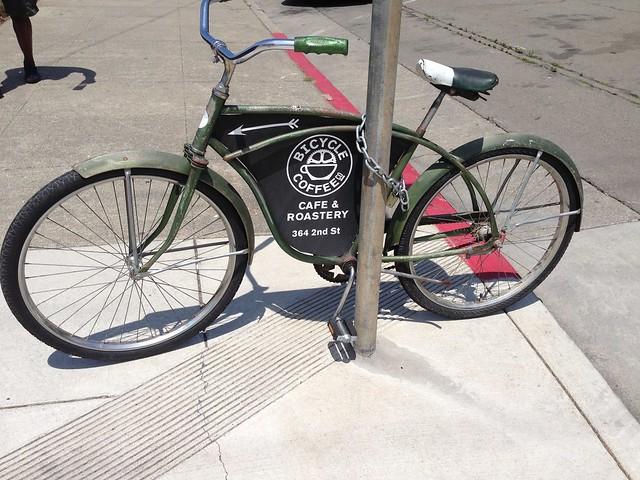 Bicycle Coffee