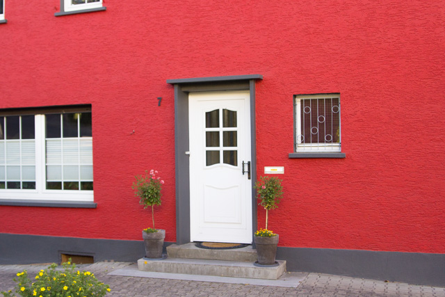 red building in Bad Camberg