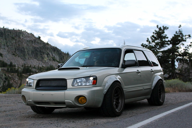 Forester Owners Forum