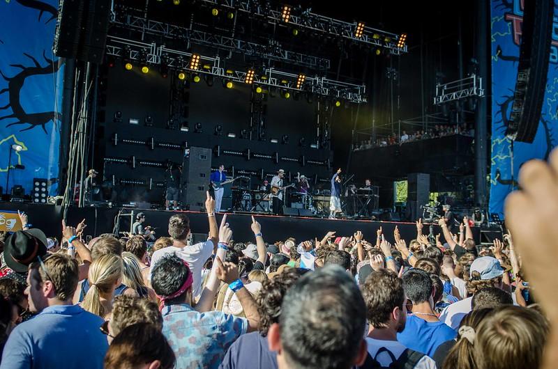 Lollapalooza 2015: Hot Chip