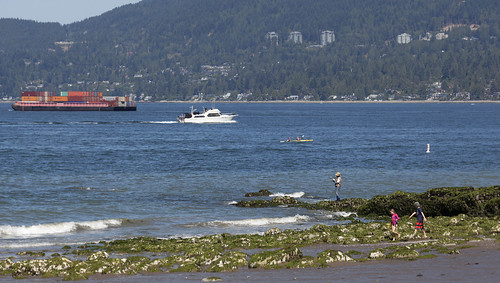 2015-07-31 Burrard Inlet, first narrows