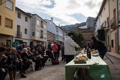 I Fireta del Oli Alpatró Vall Gallinera