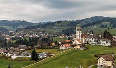 village landscape, 1.) Speicher (AR)-1122