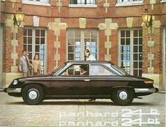 Panhard 24b & 24bt 1965
