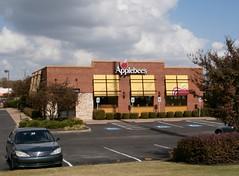 Applebee's, remodeled (meh!)...
