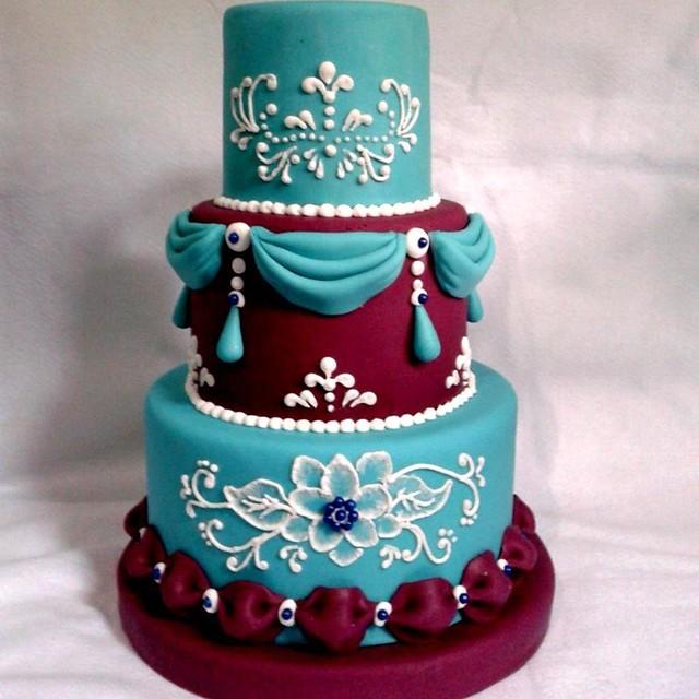 Cake by Pedro Sequera