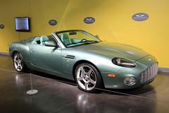 Aston Martin DB AR1 Zagato 2003 1