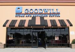 Goodwill Thrift Store - Northridge, California