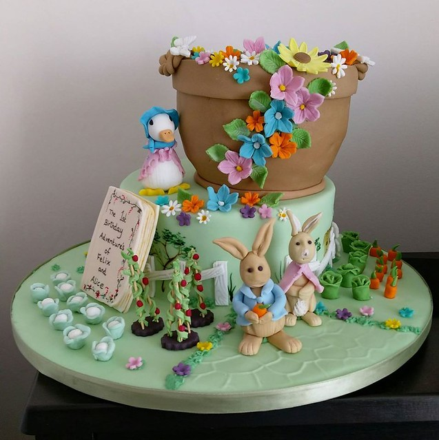 Cake by Ask Me Cakes