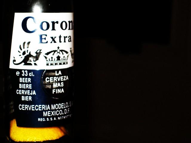 corona beer competitive strategies