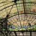 wintertuin ochtendkant / morningside of the wintergarden in art nouveau