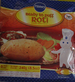 Pillsbury Ready to Puff Roti