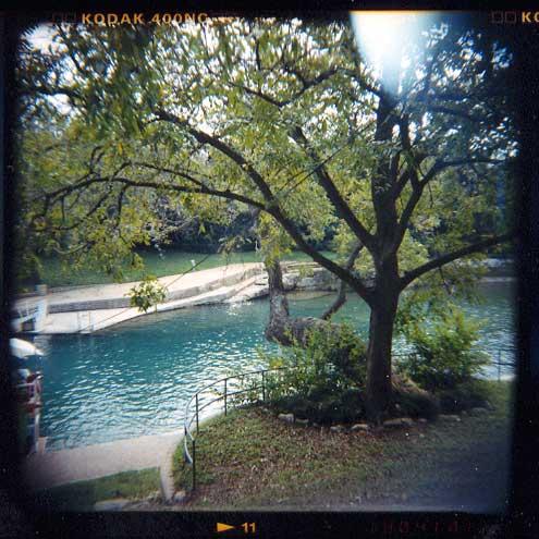 Barton Springs, Austin TX