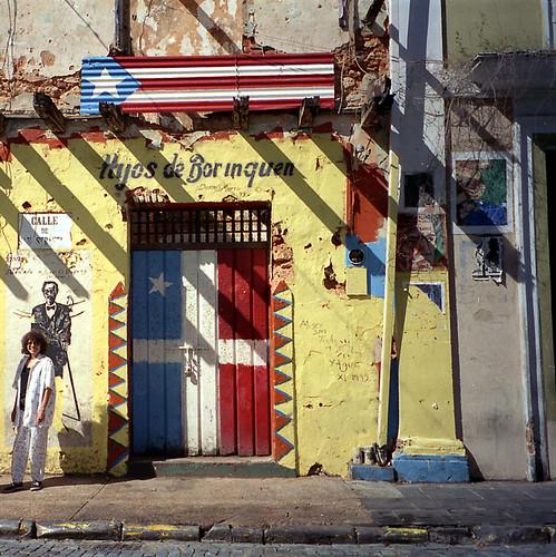 San Juan, Puerto Rico, casa Albizu Campos