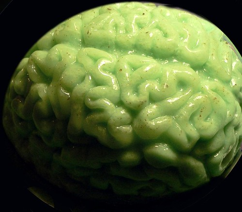 Lime Jello Brain