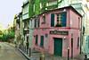 La maison rose de la Butte Montmartre by Julie70