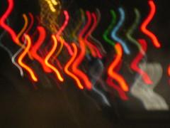 Fotografía de Luces abstractas