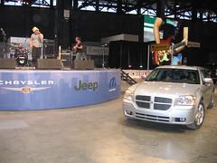 Chicago Auto Show concert