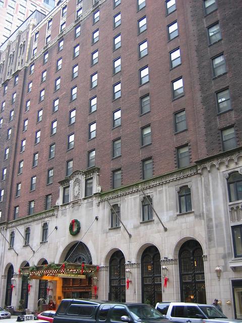 Knickerbocker Hotel Chicago Wikipedia
