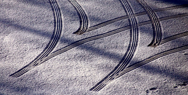 Anne's Tire Tracks