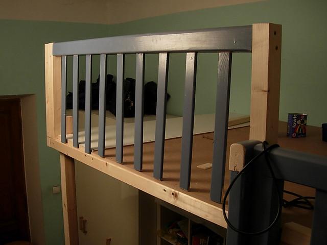 Mezzanine antresola flickr photo sharing - Construire une mezzanine suspendue ...