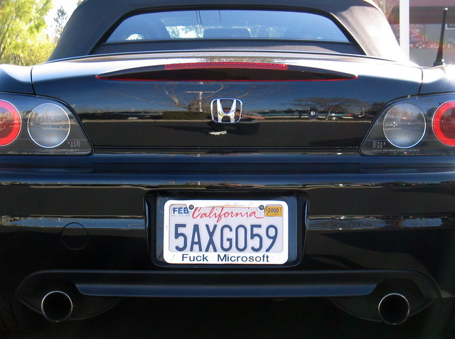 License Plate Frames Dog Breeds