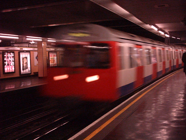 Tube Train, Fujifilm Digital Q1