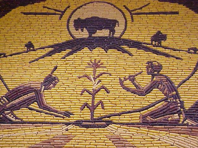 Corn Palace 2004 Mural 14 Flickr Photo Sharing