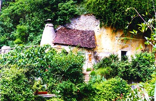 Troglodyte home (hobbit hole) Troo, Loir et Cher